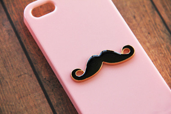 Mustache - Unique Cell Phone Cases - Case Cavern - 1