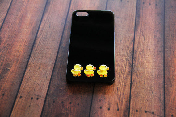 Baby Ducks - Cute Smartphone Cases - Case Cavern - 1