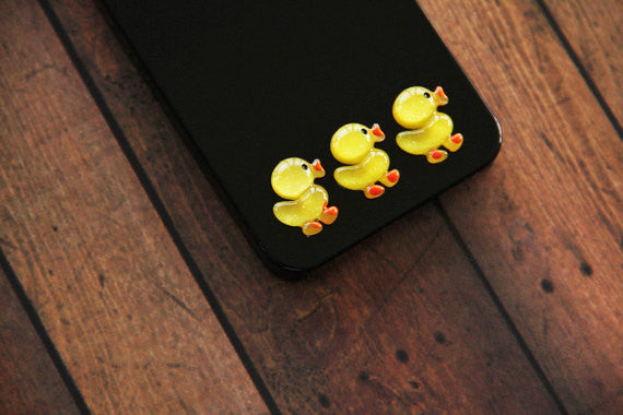 Baby Ducks - Cute Smartphone Cases - Case Cavern - 2