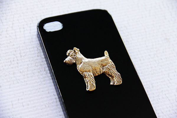 Schnauzer - Dog Phone Cases - Case Cavern - 1