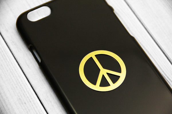 Peace Sign - Unique Cell Phone Cases - Case Cavern - 1