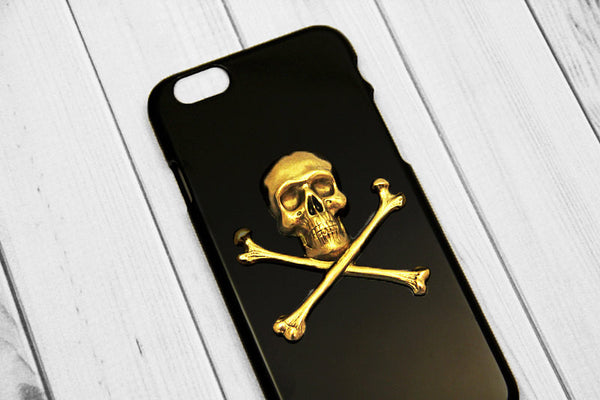 Large Skeleton - Unique Cell Phone Cases - Case Cavern - 1