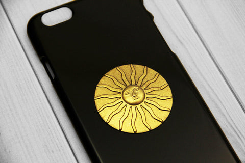 Sun Ring - Unique Cell Phone Cases - Case Cavern - 1