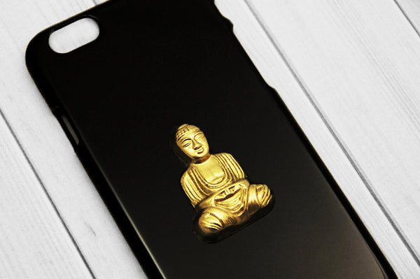 Large Buddha - Unique Cell Phone Cases - Case Cavern - 1