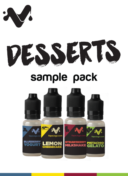 Desserts Sample Pack