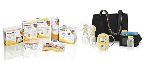 Medela Freestyle® Solution Set