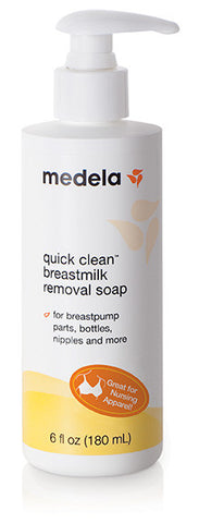 Medela Quick Clean™ Breastmilk Removal Soap