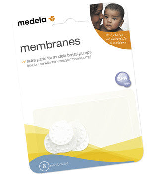 Medela Extra Membranes (For PNSA Pumps)