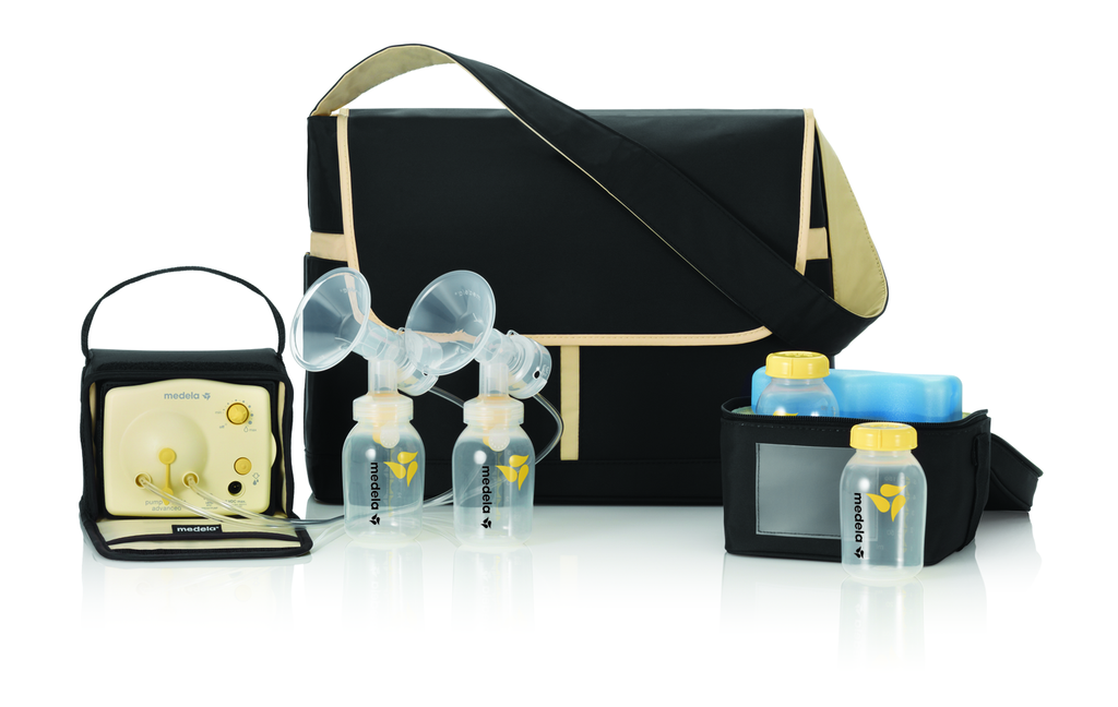Medela Pump In Style® Advanced The Metro Bag