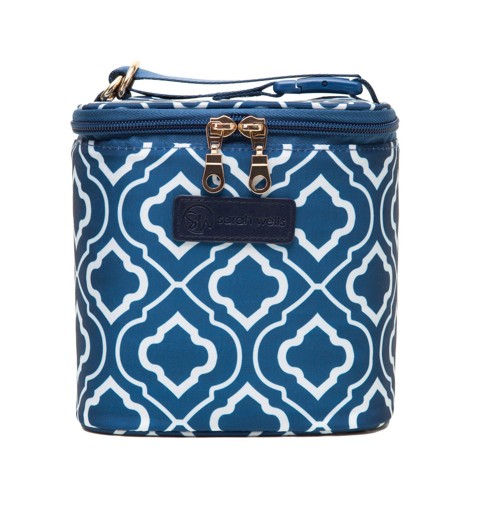 "Sarah Wells ""Cold Gold"" Cooler Bag"