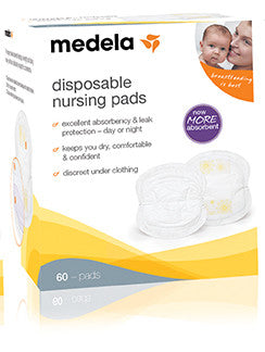 Medela Disposable Nursing Pads - 60 count