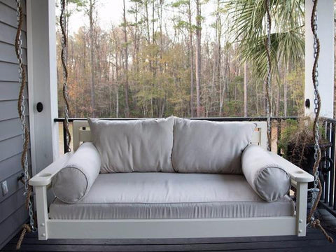 Johns Islander Hanging Porch Swing Bed