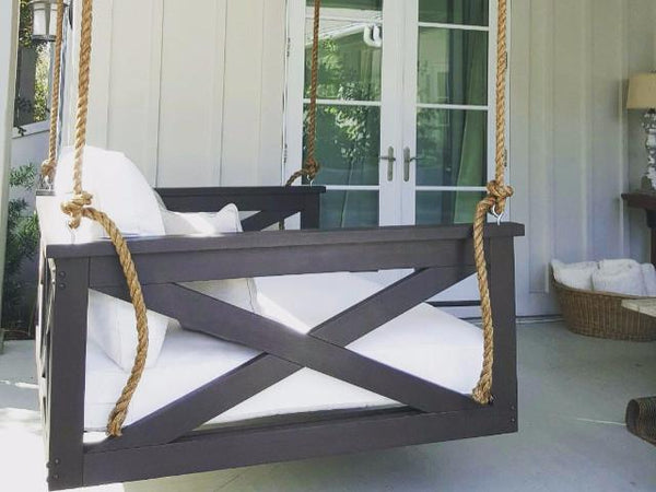 Magnolia - The Cooper River Swing Bed - Magnolia Porch Swings  - 1
