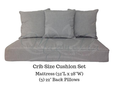 Crib Cushion Set