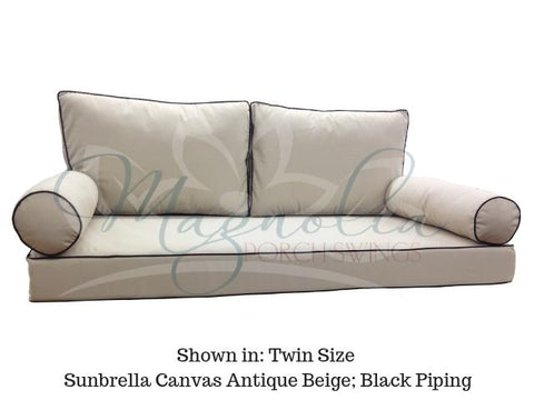 Sofia Swing Bed Cushion Set
