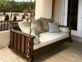 Magnolia - The Daniel Island Swing Bed - Magnolia Porch Swings  - 1