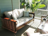 Magnolia - The Daniel Island Swing Bed - Magnolia Porch Swings  - 2