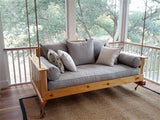 Magnolia - The Daniel Island Swing Bed - Magnolia Porch Swings  - 5