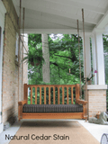 Nostalgic Classic Porch Swing and Accessories - Magnolia Porch Swings  - 9