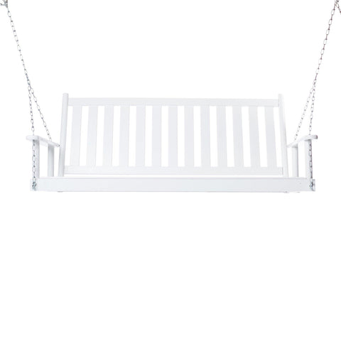 Dixie Seating Co. Burlington 5 Foot Porch Swing - Magnolia Porch Swings  - 1