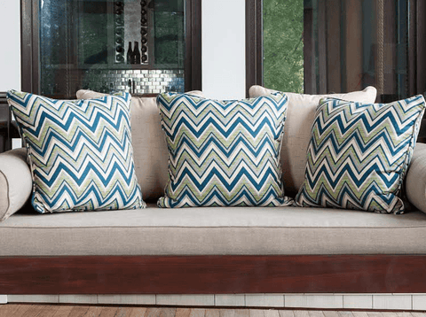 Porch Swing Accessory Pillows - Magnolia Porch Swings  - 1
