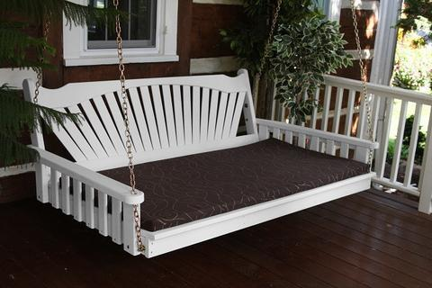 Cushion for 4-6' Swing Beds by A&L Furniture