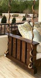 Decorative Rope Wrap For Chains Magnolia Porch Swings