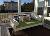 Custom Carolina Elegant Charleston Swing Bed - Magnolia Porch Swings  - 3