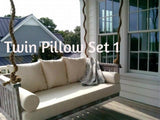 Custom Size Classic Columbia Porch Swing Bed