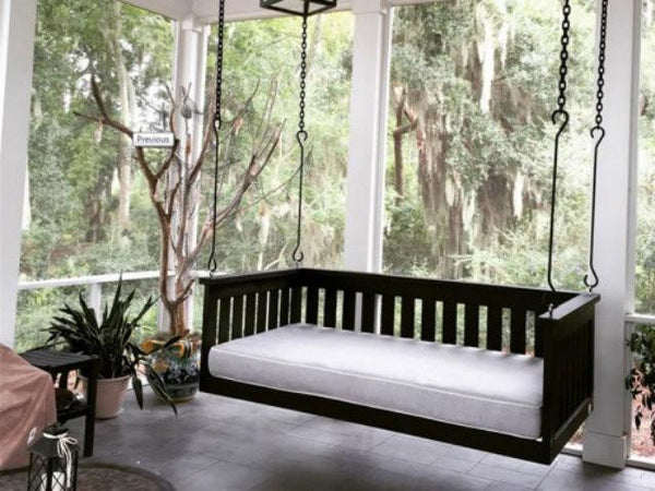 Magnolia - The Windermere Swing Bed - Magnolia Porch Swings  - 1