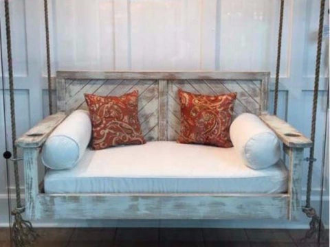 Fabulous Folly Hanging Porch Swing Bed