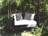 HammMade Modern Swing Bed - Magnolia Porch Swings  - 3