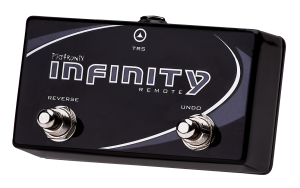 Infinity Looper Remote at Dudebroski Guitars