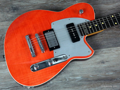 1. Reverend - Double Agent OG 20th Anniversary Ltd, Rock Orange