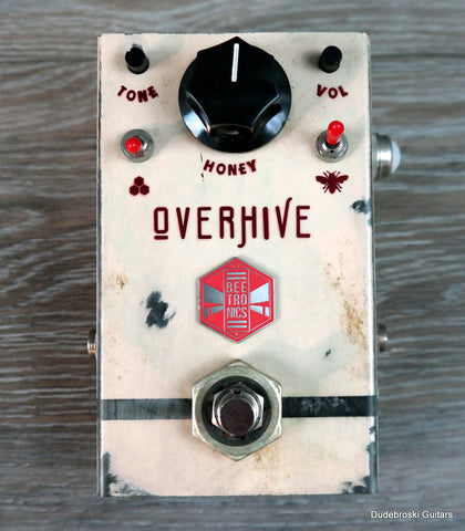 Beetronics Overhive | An Extremely Versatile Medium Gain Overdrive