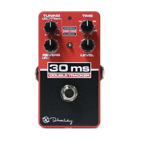 Keeley 30ms Double Tracker, Studio Double Tracker with Reverb - Dudebroski Guitars