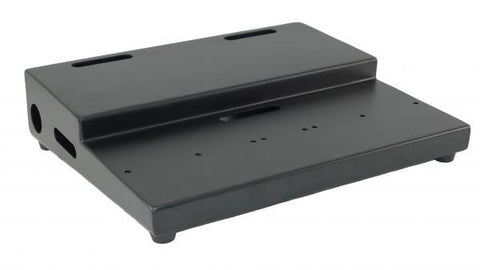 "Accel - XTA15 (15"" x 13"") Tiered Pedalboard, Built Rock Solid w/Air Craft Grade Aluminum - Dudebroski Guitars"