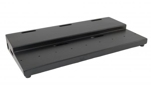 "Accel - XTA25 (25"" x 13"") Tiered Pedalboard, Built Rock Solid w/Air Craft Grade Aluminum"