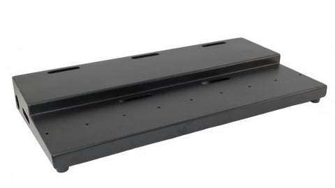 "Accel - XTA25 (25"" x 13"") Tiered Pedalboard, Built Rock Solid w/Air Craft Grade Aluminum - Dudebroski Guitars"