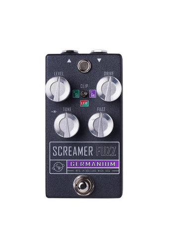 Cusack Screamer Fuzz Germanium, Limited Run of 50 pieces - Dudebroski Guitars