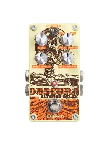 DigiTech Obscura - Enter a State of Altered Delay - Dudebroski Guitars