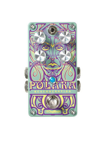 DigiTech Polara Reverb, Define Space and Add Dimension to your Playing - Dudebroski Guitars