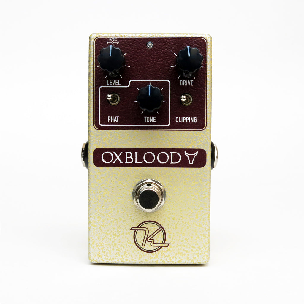 Keeley Oxblood Overdrive - The New Voice Of Rock and Roll!