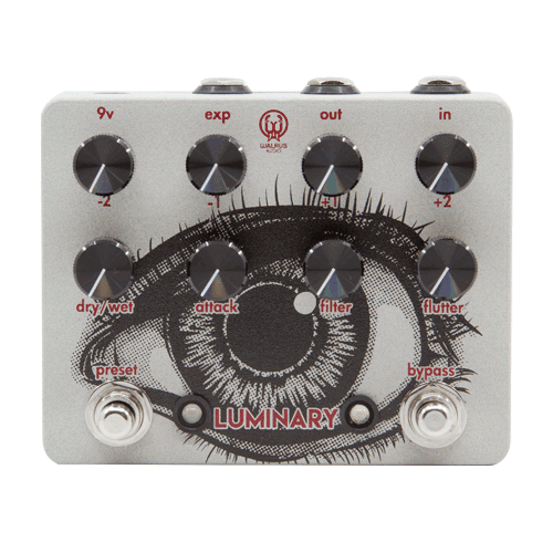 Walrus Audio Luminary Quad Octave Generator V2, Symphonic Gusts of Sound