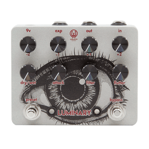 Walrus Audio Luminary Quad Octave Generator V2, Symphonic Gusts of Sound - Dudebroski Guitars