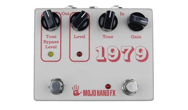 Mojo Hand FX 1979 - In Your Face 70's-Style Op-Amp Muffed Out Fuzz