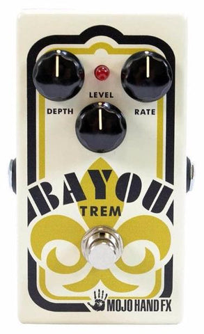 Mojo Hand FX Bayou - A Faithful Reproduction of a Classic Amp-Style Tremolo of Days Past