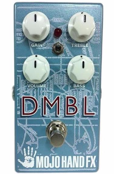 "Mojo Hand FX DMBL - Our Take on the ""Holy Grail"" of Overdrives, and it's a Good One!"
