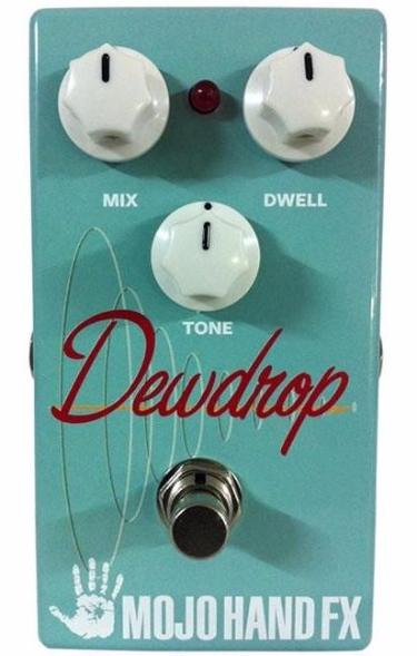 Mojo Hand FX Dewdrop - Spring Reverb Ranging from Subtle & Damp to Ambient Wetness