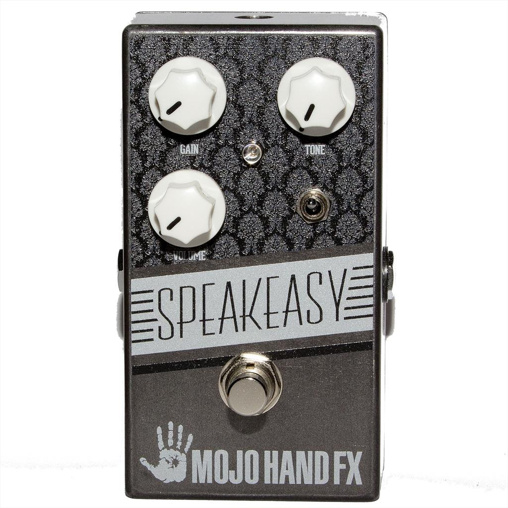 Mojo Hand FX Speakeasy - A Preamp with More Shaping Ability and Tonal Range